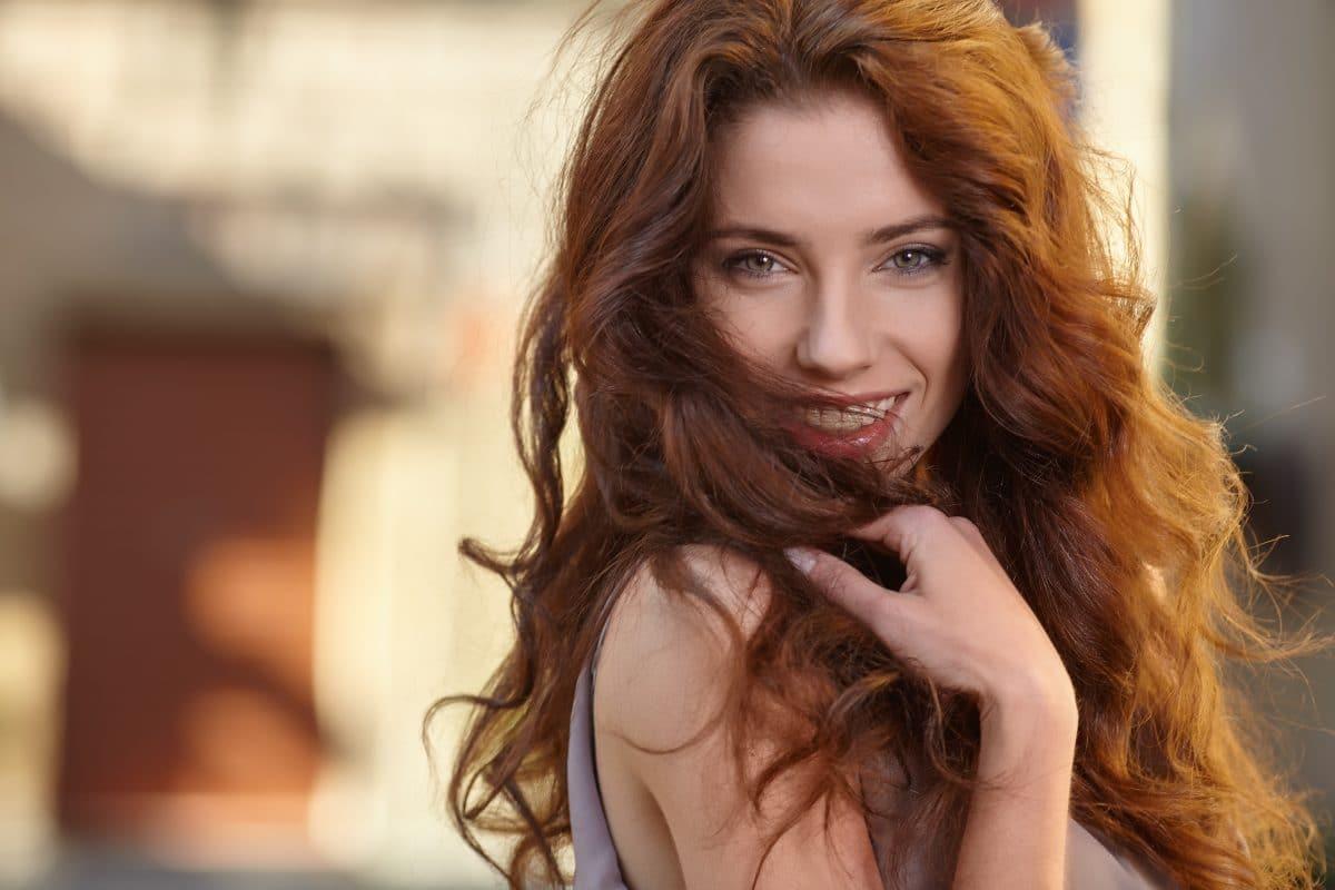 Mit diesen 6 Tricks werden deine luftgetrockneten Haare schön