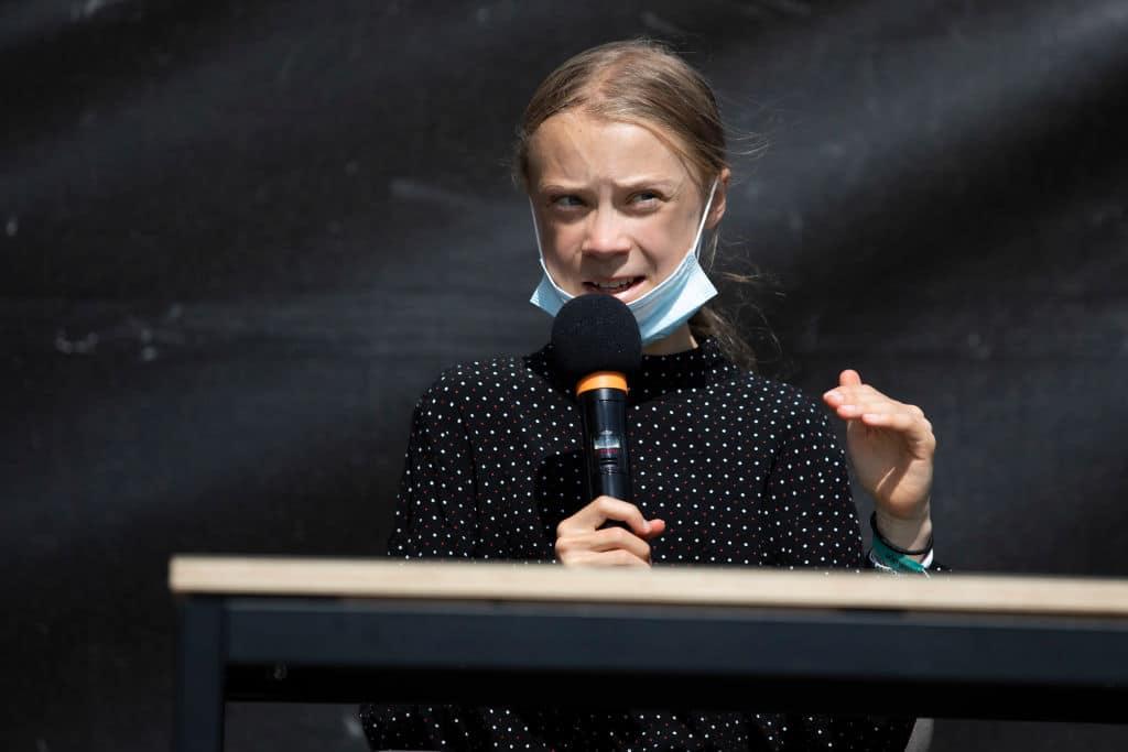 """""""Fridays For Future: Greta Thunberg geht wieder in die Schule"""