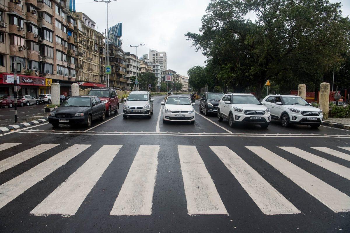 Mumbai ersetzt Ampelmännchen mit Ampelfrauen