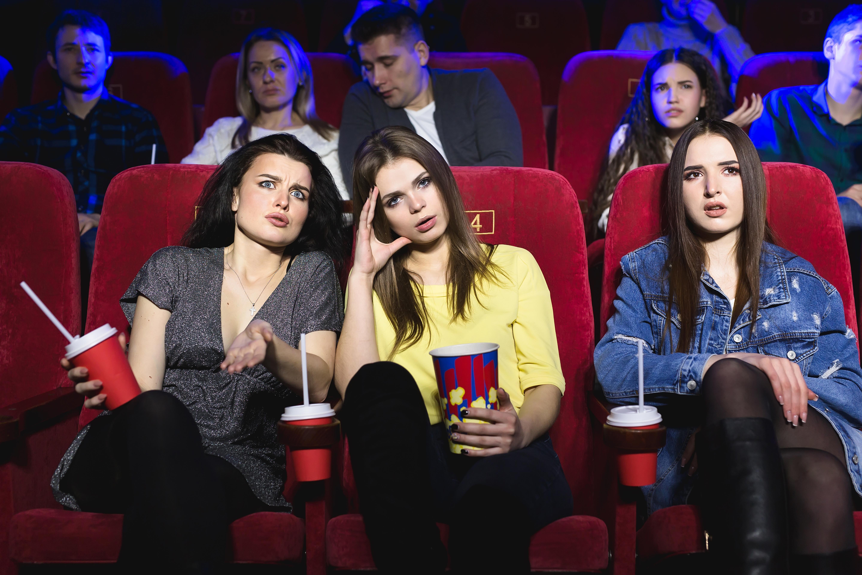 Das sind die sechs schlechtesten Filme aller Zeiten
