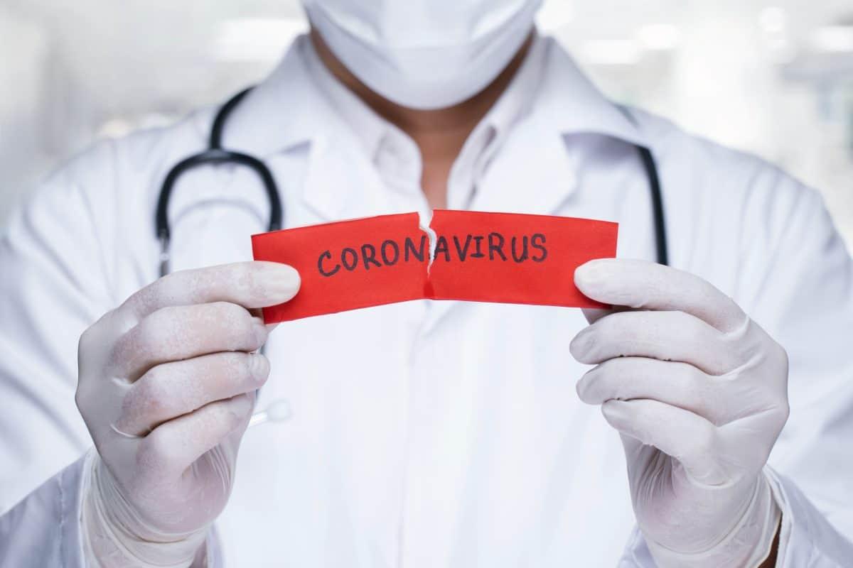 200-Kilo-Mann übersteht Corona-Infektion