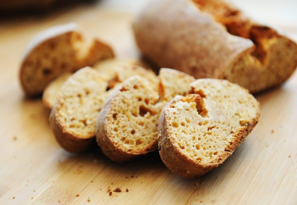 Bambus-Brot Rezept