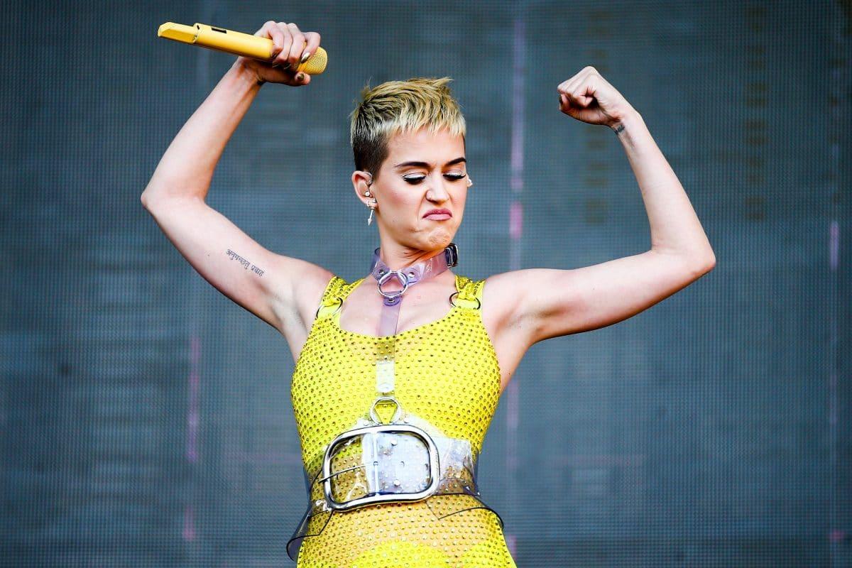Body Positivity: Darum ist es so wichtig, dass Katy Perry ihren After-Baby-Body zeigt