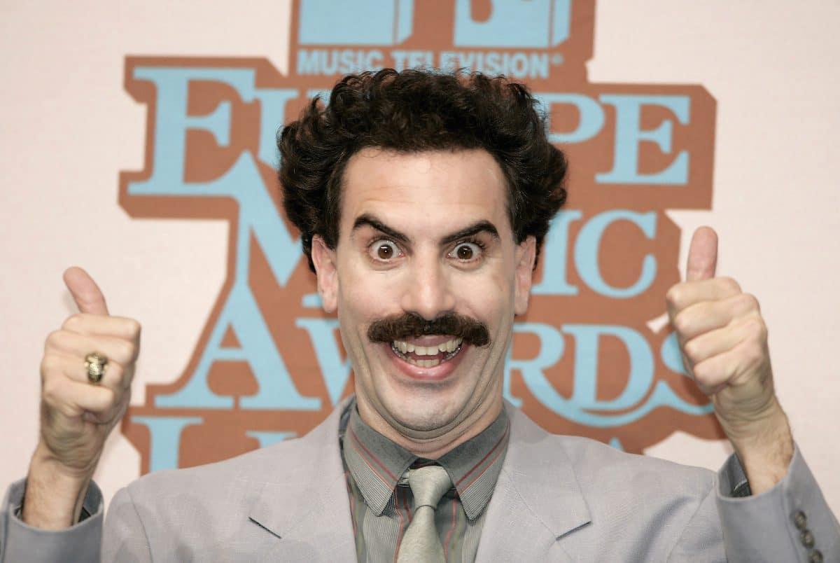 """""""Borat 2"""": Hier ist die Fortsetzung des Kino-Hits bald zu sehen"""