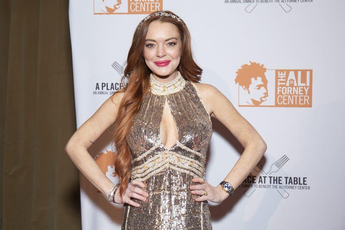 Buchverlag verklagt Lindsay Lohan wegen geplatztem Deal