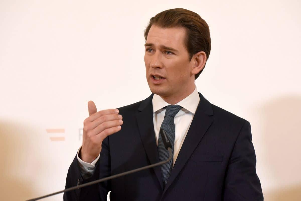 """Corona-Ampel: Sebastian Kurz lädt """"Orange""""-Regionen zu Gesprächen"""