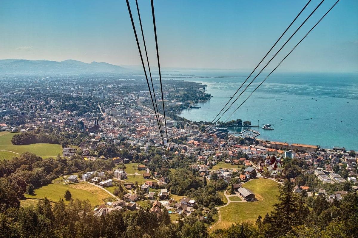 Deutschland warnt vor Reisen nach Vorarlberg