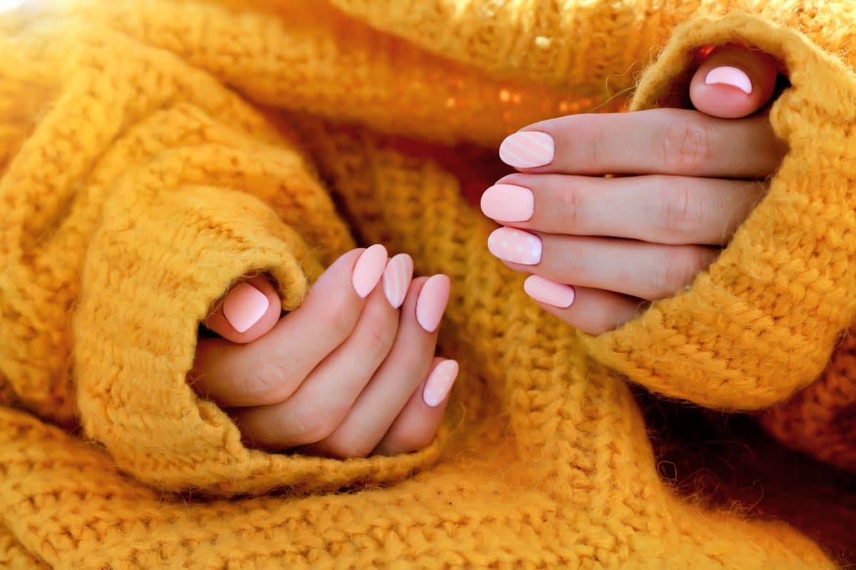 Im Herbst tragen wir diese Nagellack-Farben