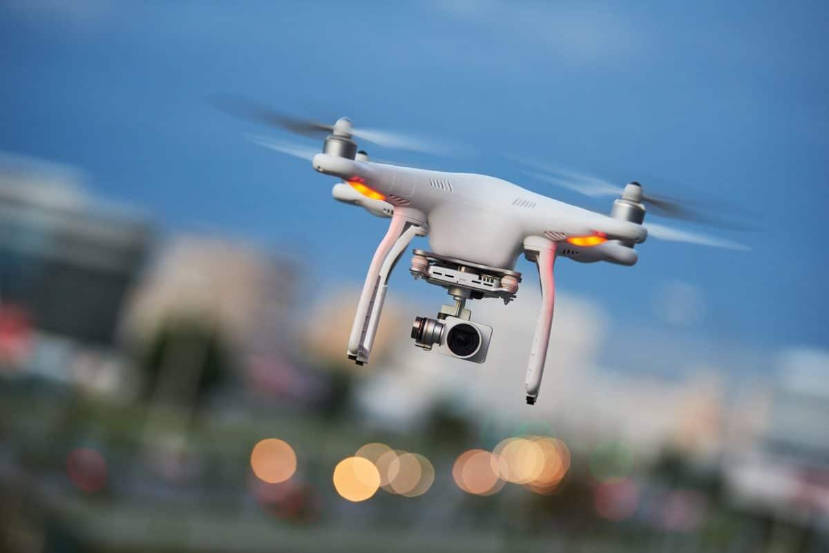 Drohne in Tel Aviv warf Marihuana auf die Straßen
