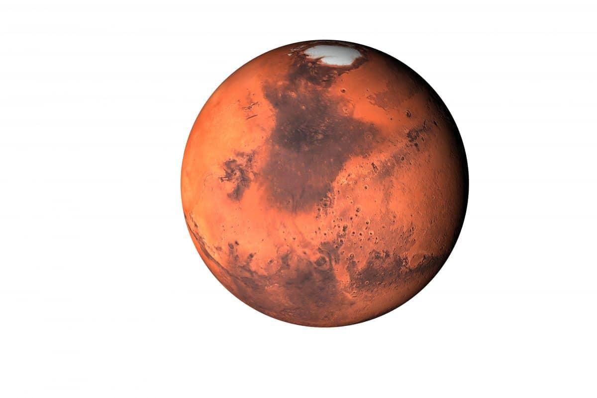 Existenz von Salzwasserseen auf dem Mars bestätigt