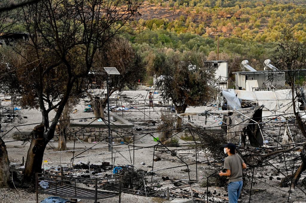Hunderte Flüchtlinge dürfen Lesbos verlassen