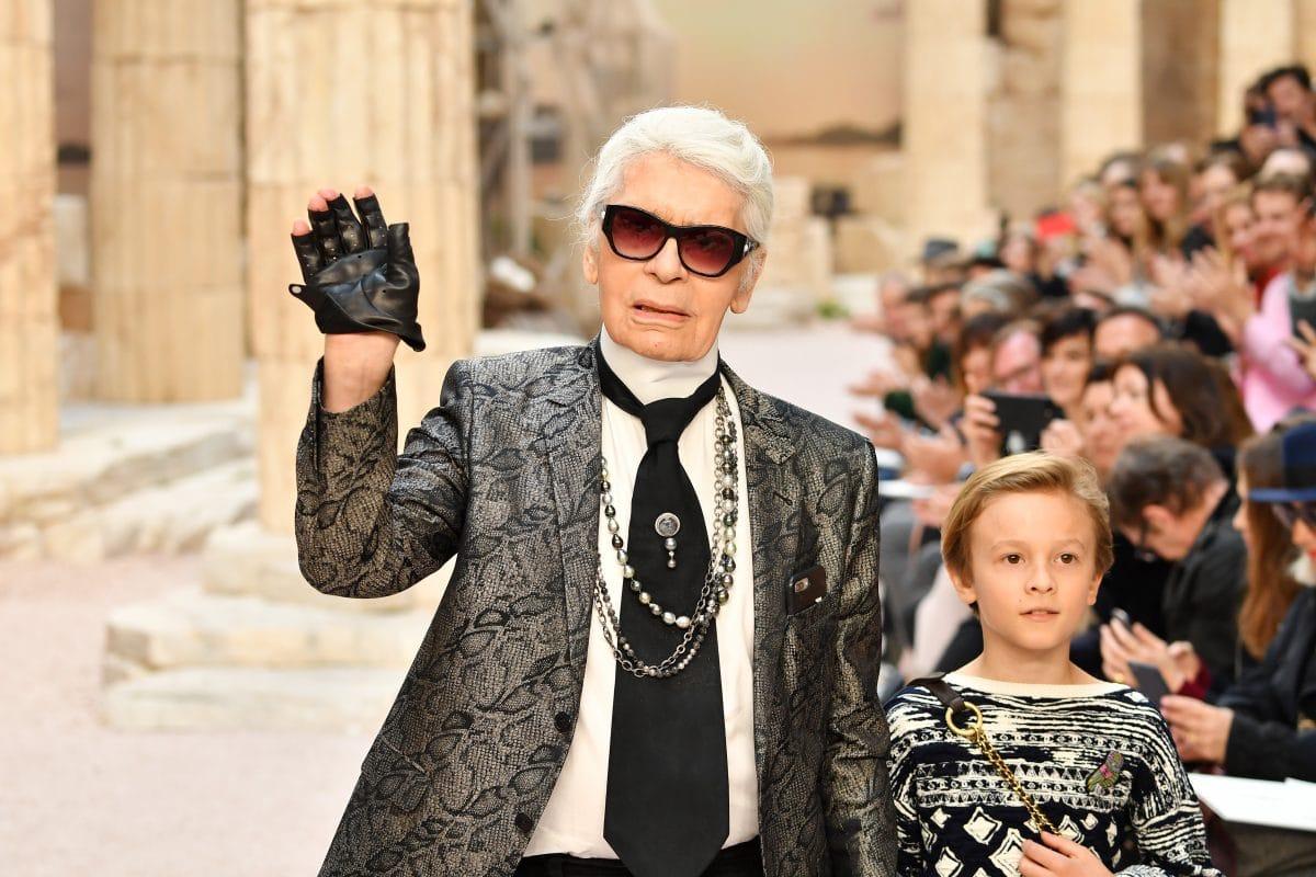 Karl Lagerfeld: Sein Leben wird als Serie verfilmt