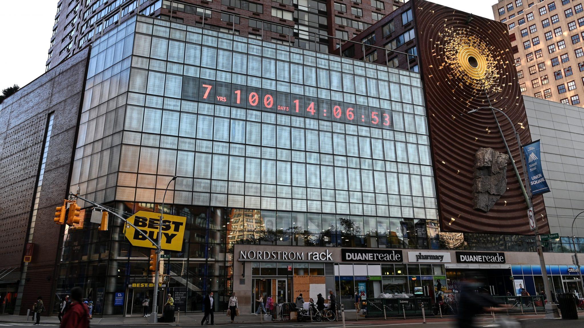 Wie Spät Ist Es In New York Jetzt