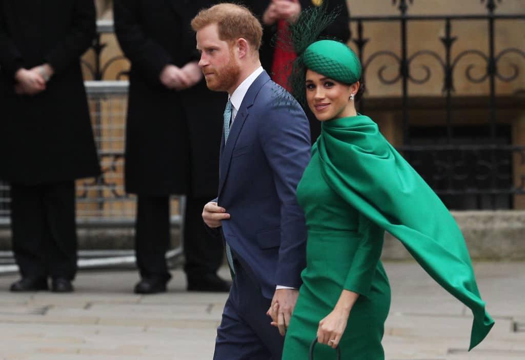Meghan Markle und Prinz Harry sind jetzt bei Netflix unter Vertrag