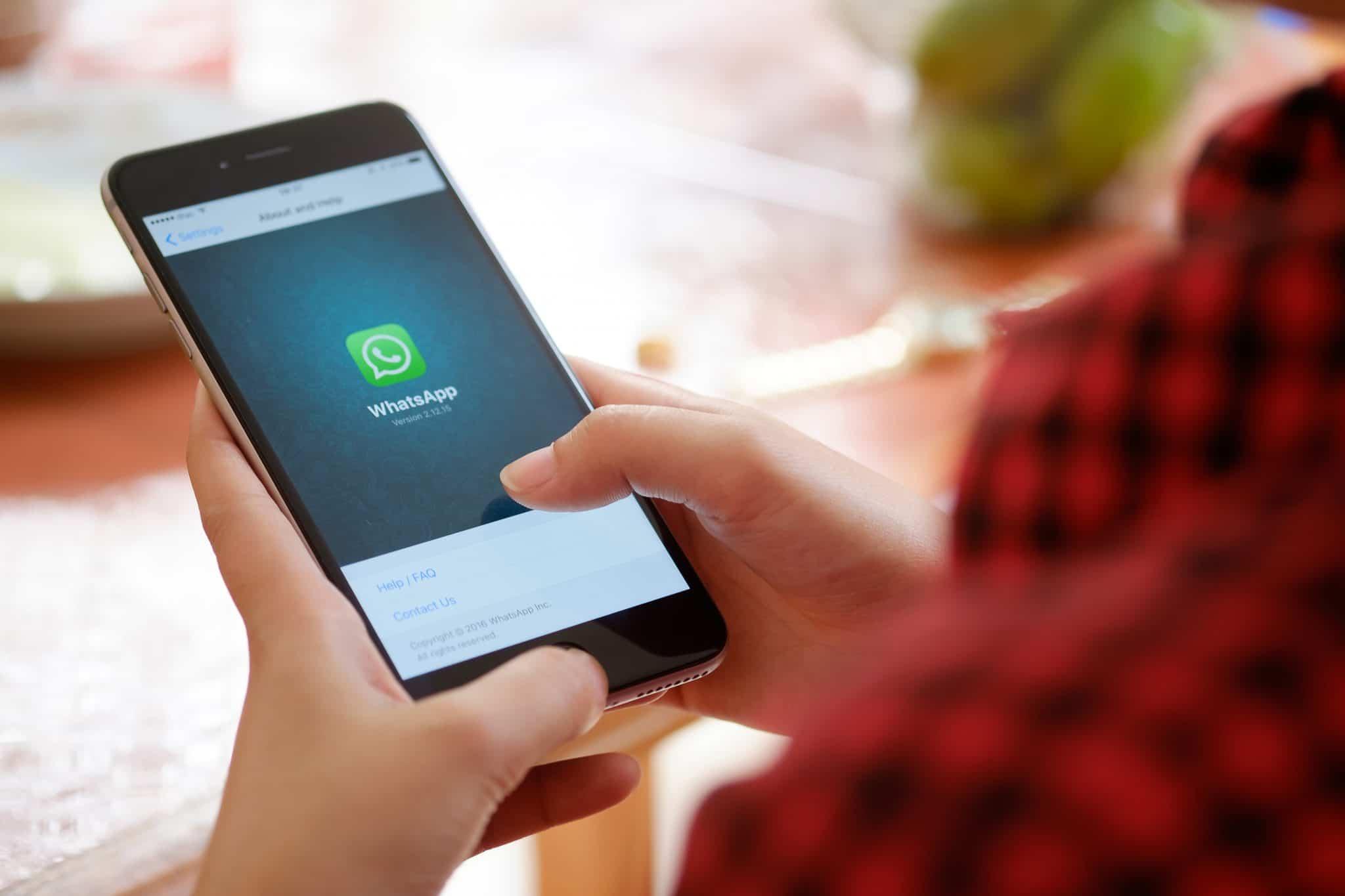 Whatsapp Nachricht An Sich Selbst