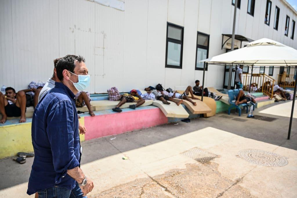 Neuer Rekord an Flüchtlingsbooten, die auf Lampedusa landen