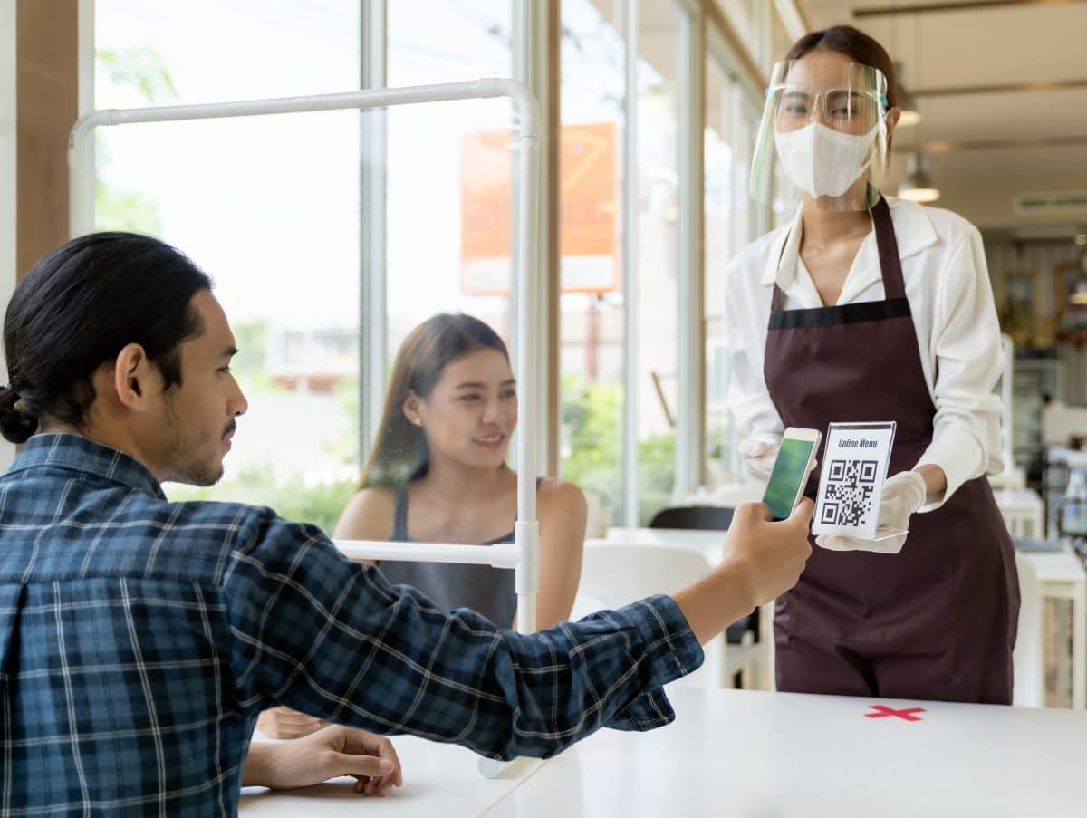 Gäste in Wiener Restaurants müssen sich jetzt registrieren
