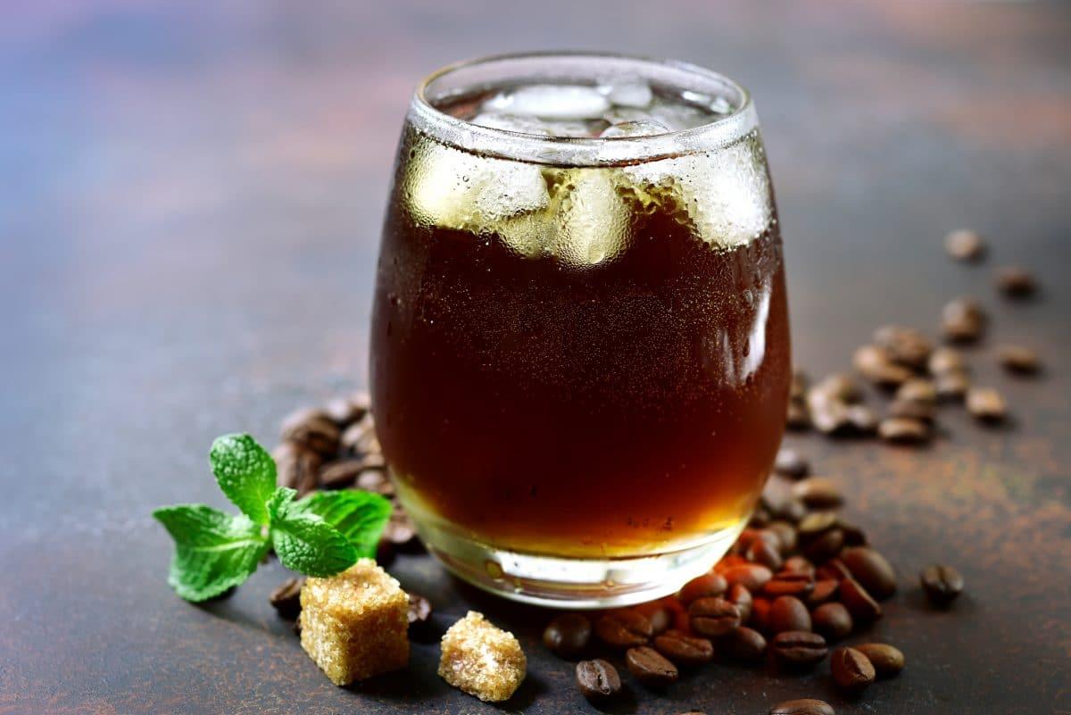 Gin Tonic Coffee Rezept