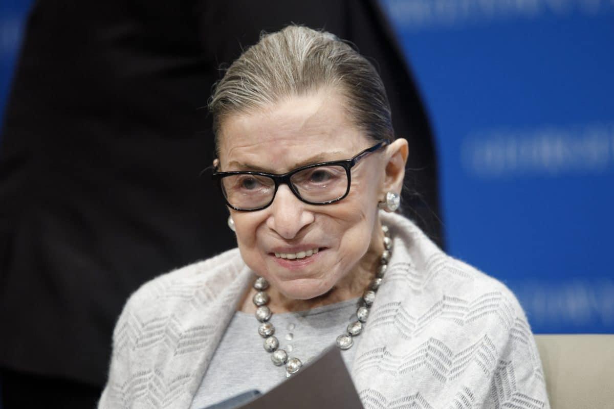 Ruth Bader Ginsburg gestorben: Ikone der US-Frauenbewegung