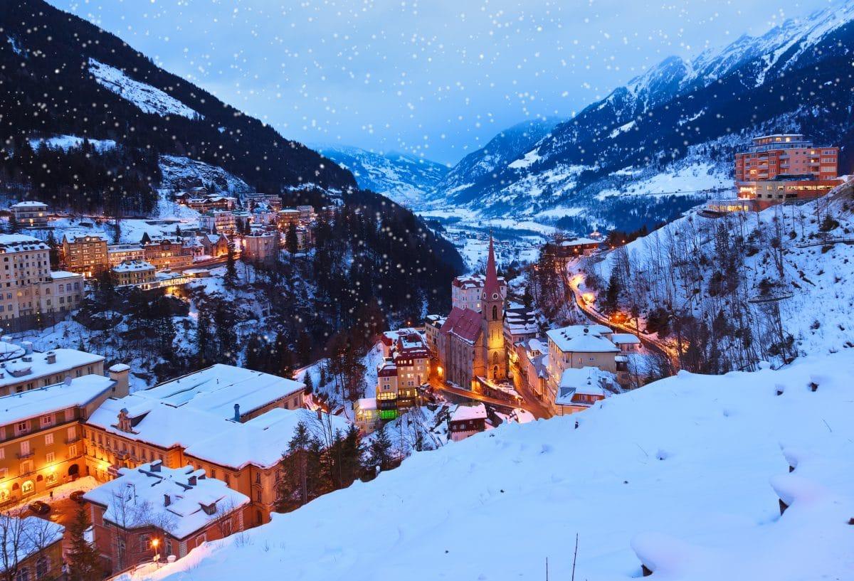 Wintereinbruch in Österreich: Hier gibt es am Wochenende Schnee