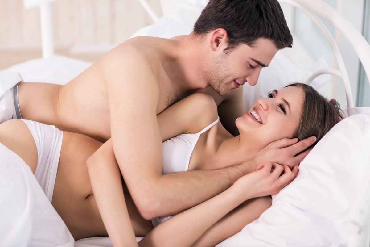 Die 3 besten Sexstellungen während der Periode
