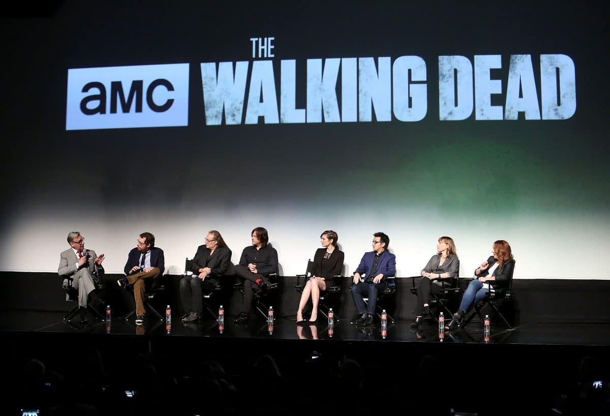 """The Walking Dead"" endet 2022 mit Staffel 11"