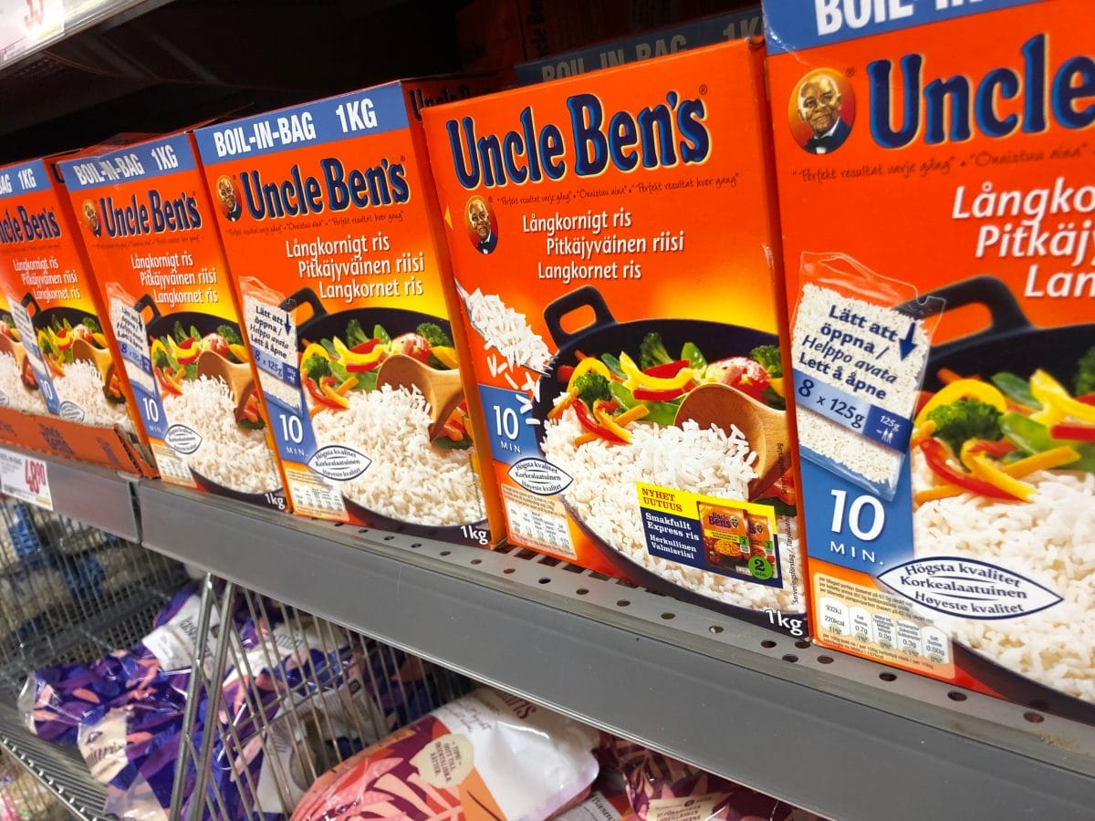 Uncle Ben's heißt nicht mehr Uncle Ben's
