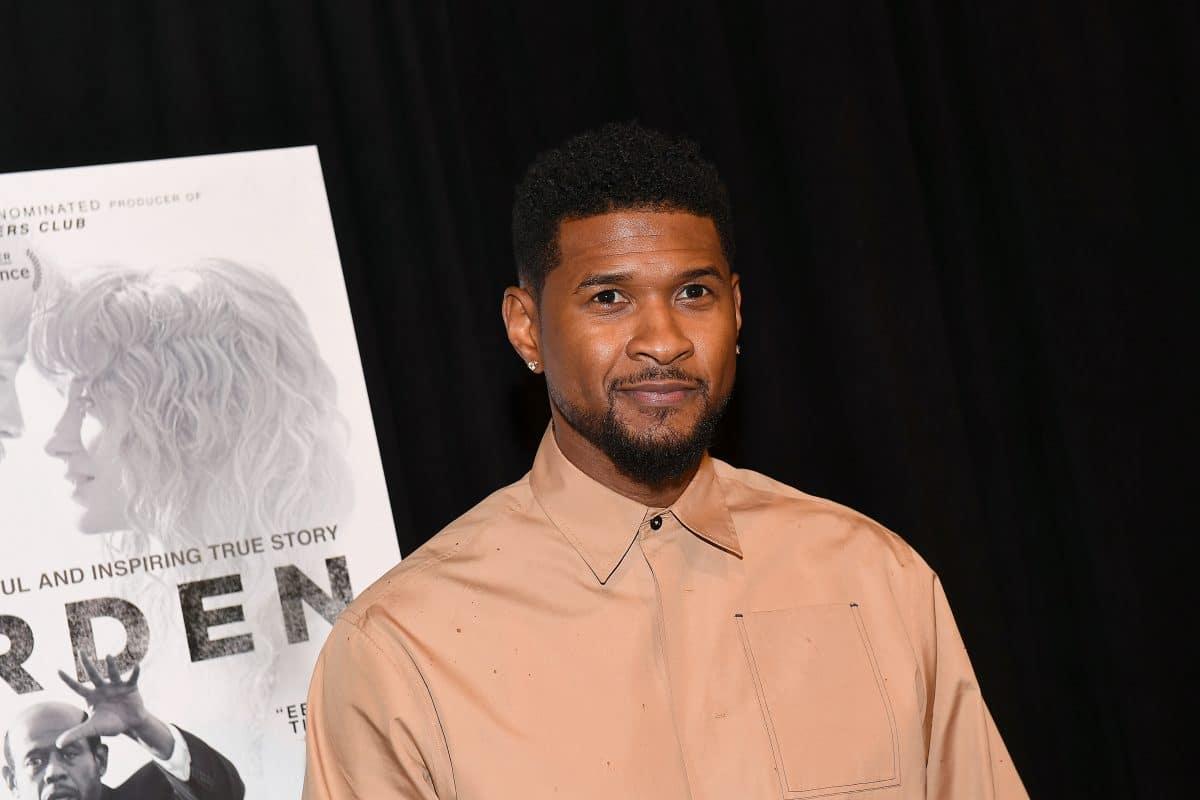 Zum dritten Mal: Usher wird wieder Vater