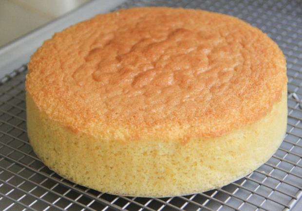 Einfacher Vanillekuchen Rezept