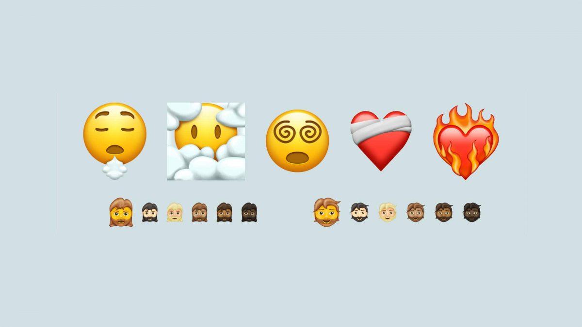 Diese 217 neuen Emojis kommen 2021