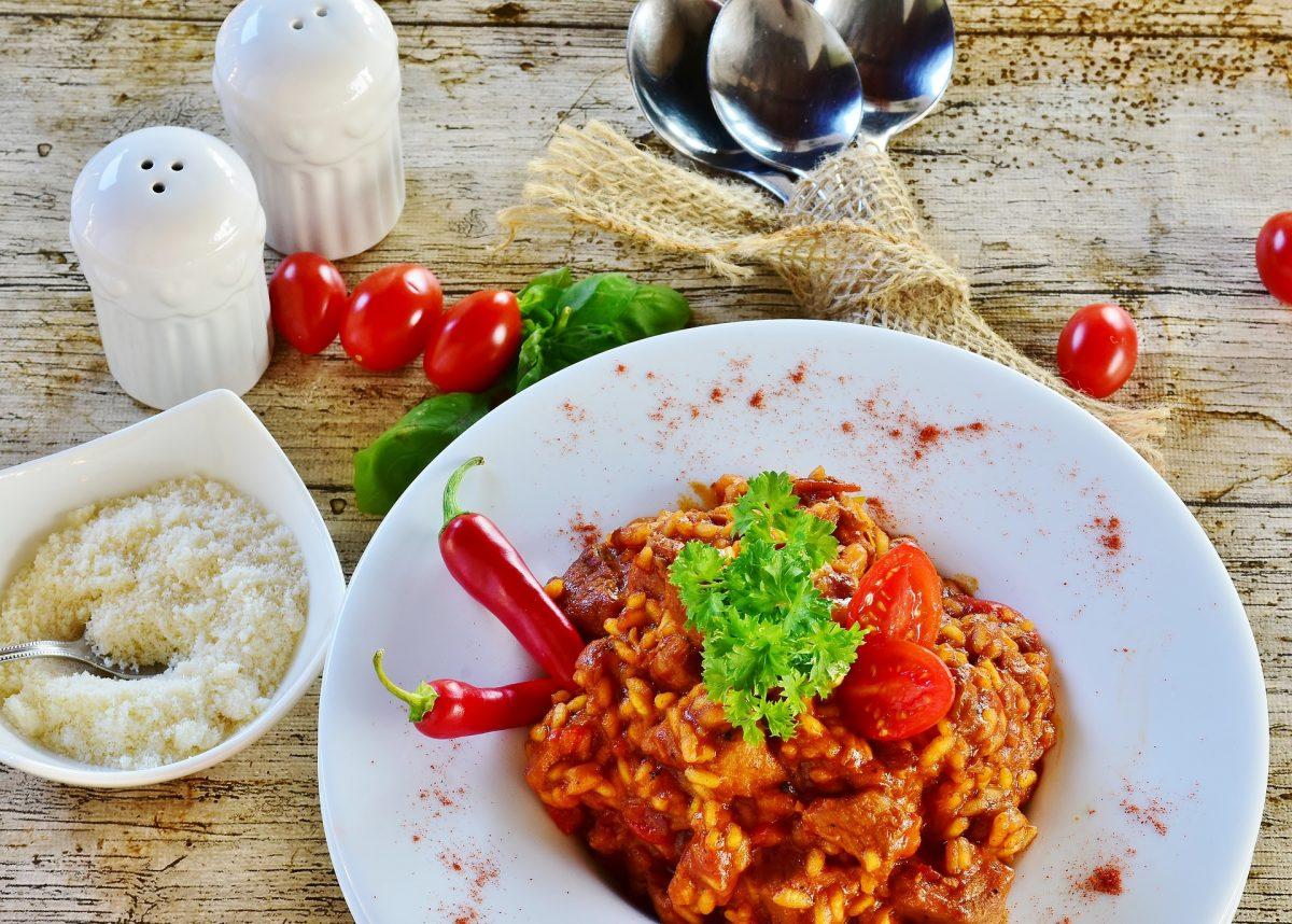 Reisfleisch von Oma Rezept