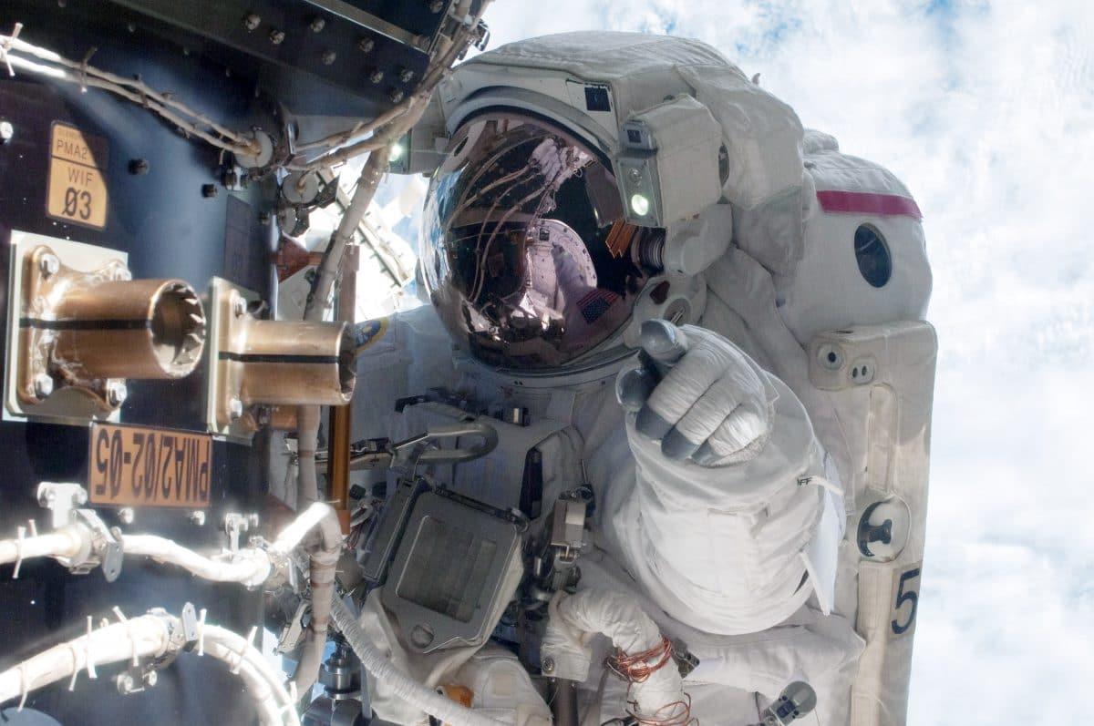 23-Millionen-Dollar-Toilette an ISS geliefert