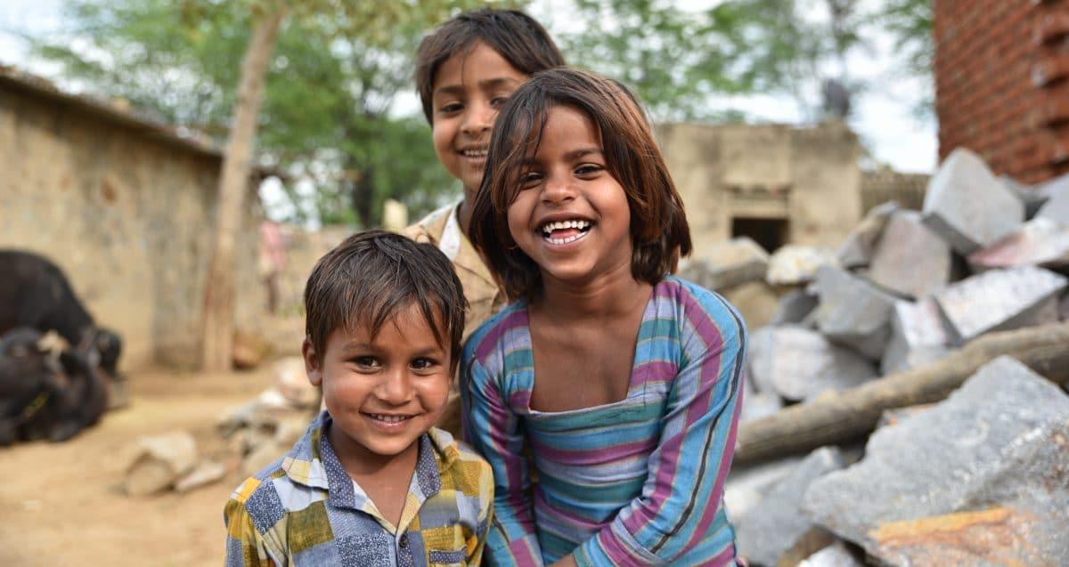 356 Millionen Kinder leben in Armut und die Zahl wird weiter steigen
