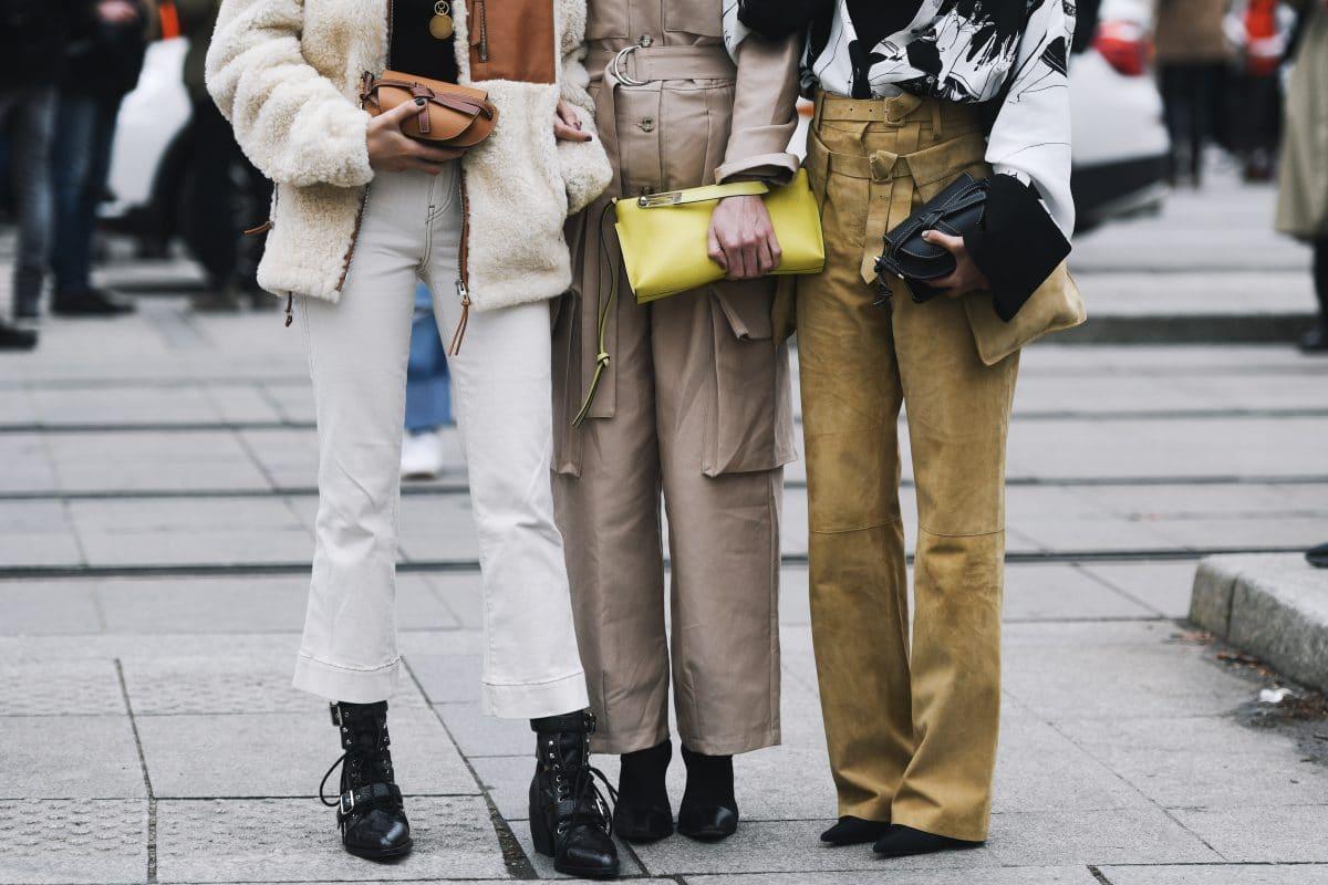 Diese Hosenformen sind jetzt voll im Trend