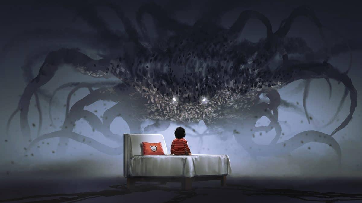Die Pandemie verursacht Alpträume