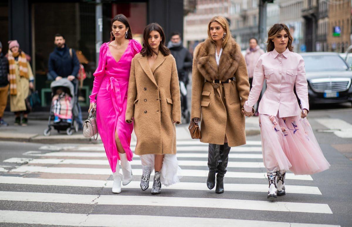 Diese 3 Microtrends sind jetzt bei Modefans beliebt