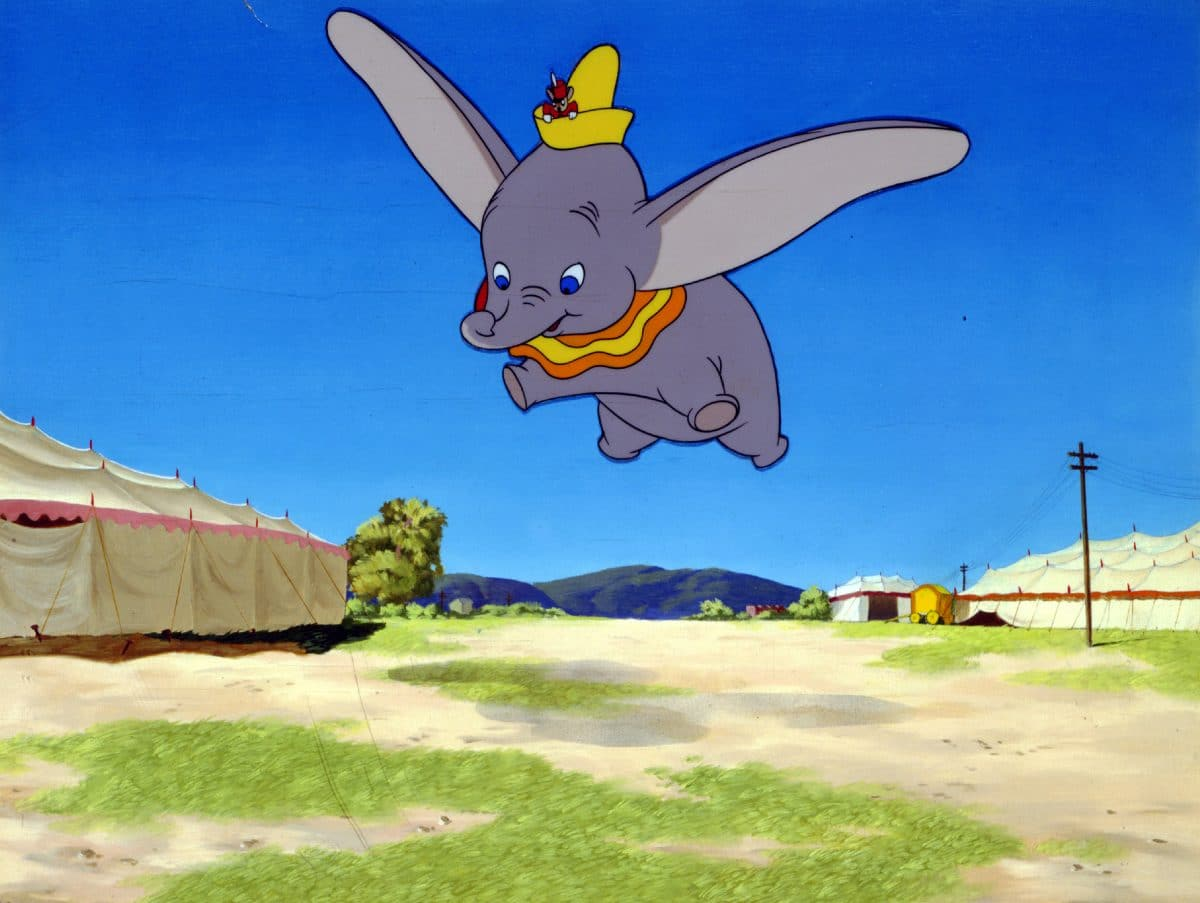 """Disney+ setzt Warnhinweise wegen rassistischer Darstellung vor """"Dumbo"""" und Co."""
