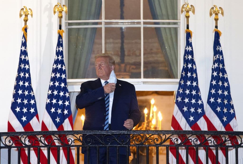 Donald Trump verlässt Krankenhaus nach COVID-Erkrankung