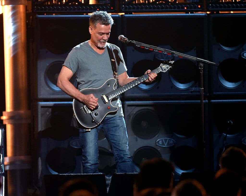 Eddie Van Halen gestorben: So erfolgreich war die Karriere der Gitarrenlegende