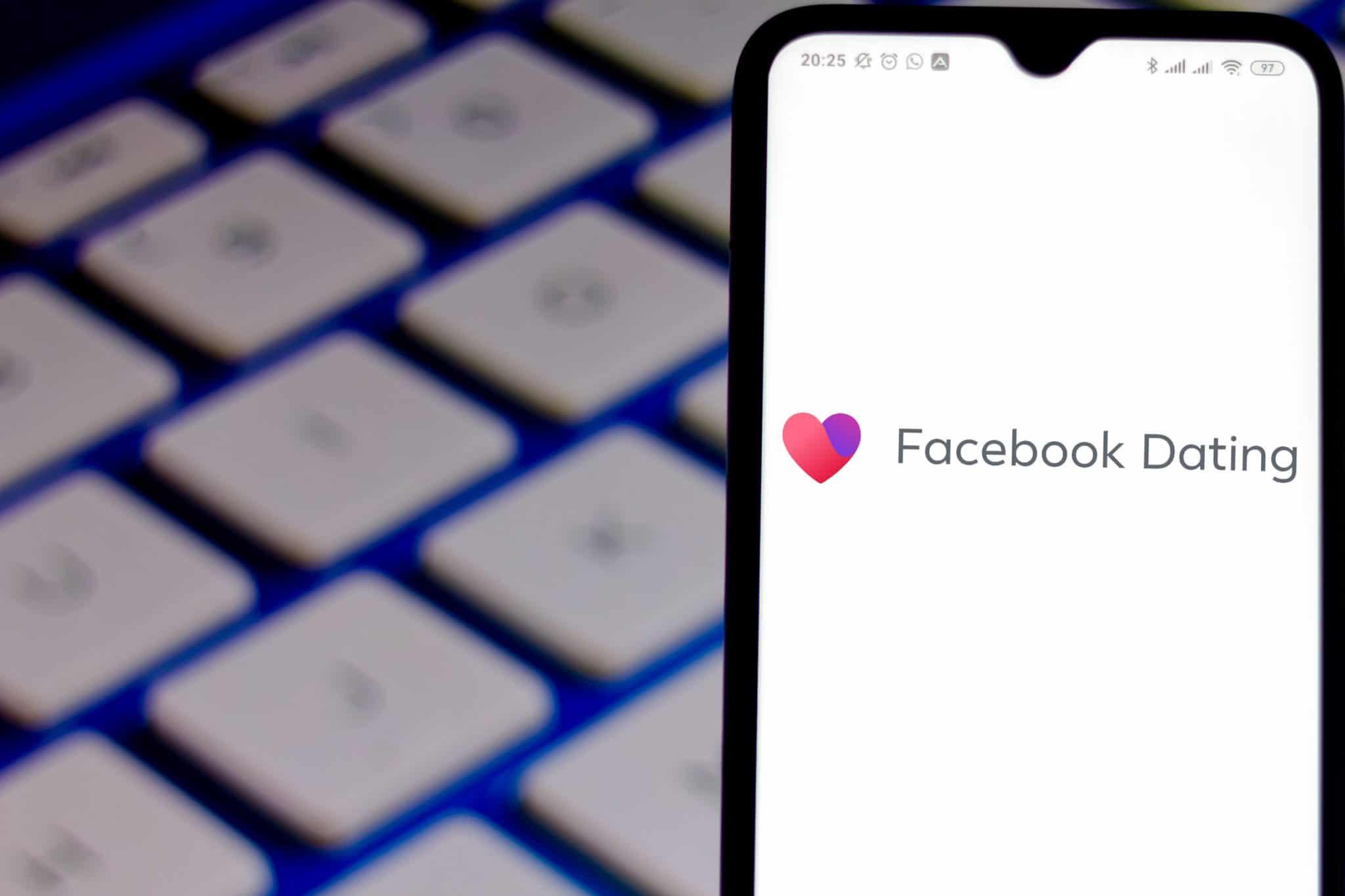 Facebook Dating Funktion