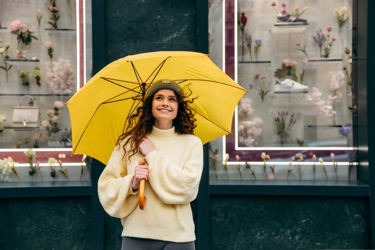 Das sind die 5 besten Frisuren für Regen und Wind