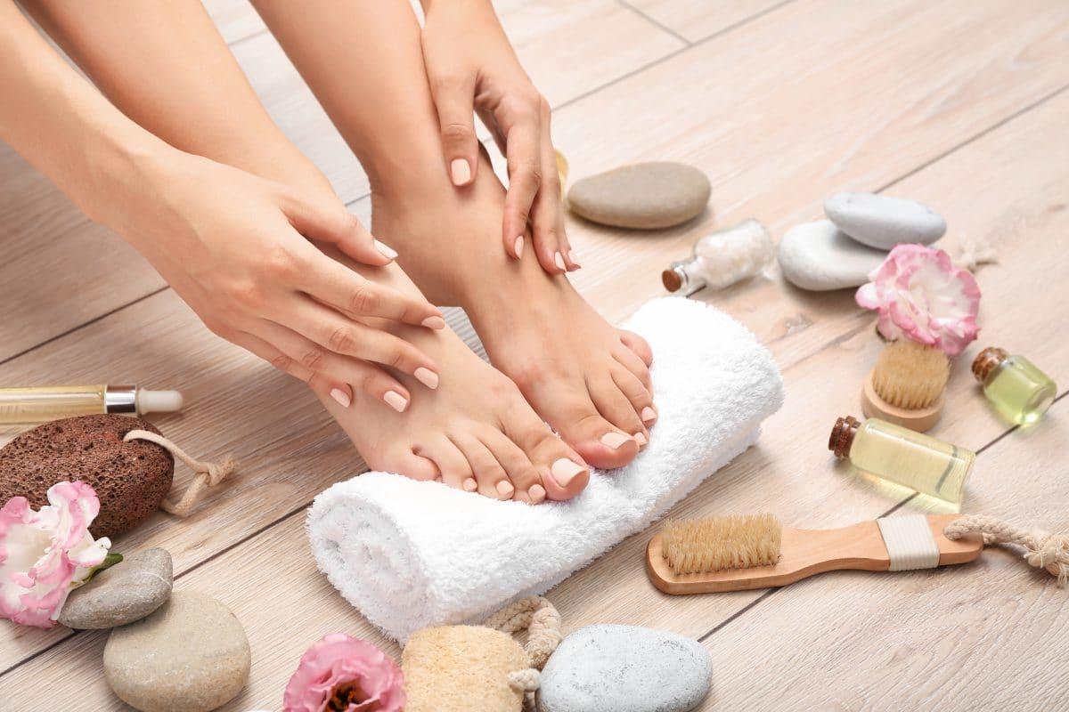Das sind die 5 häufigsten Fehler bei der Fußpflege