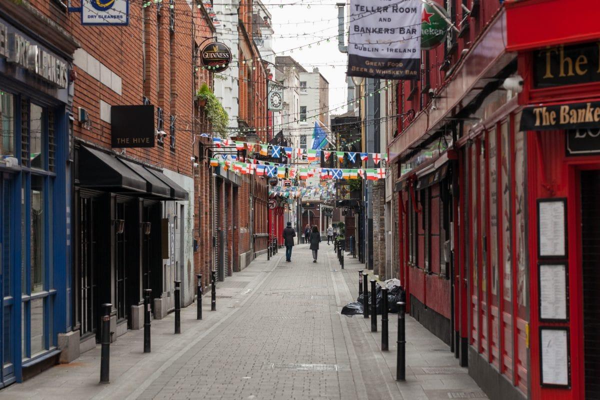 Irland: 6-wöchiger Lockdown ab Mittwoch