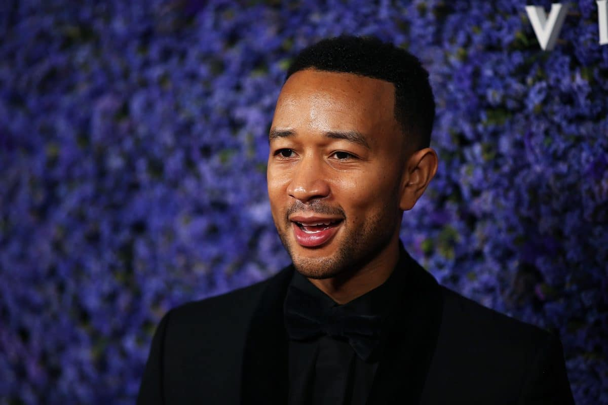John Legend: Emotionaler Auftritt nach Fehlgeburt von Chrissy Teigen