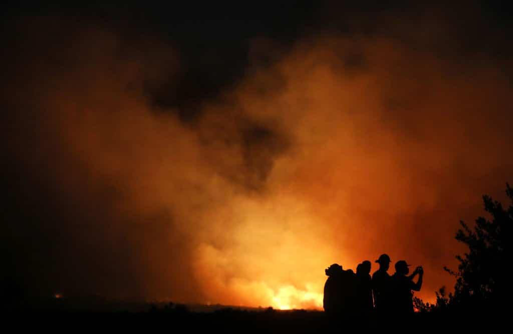 Klimabrände? Zehntausende fliehen vor Waldbränden in Kalifornien