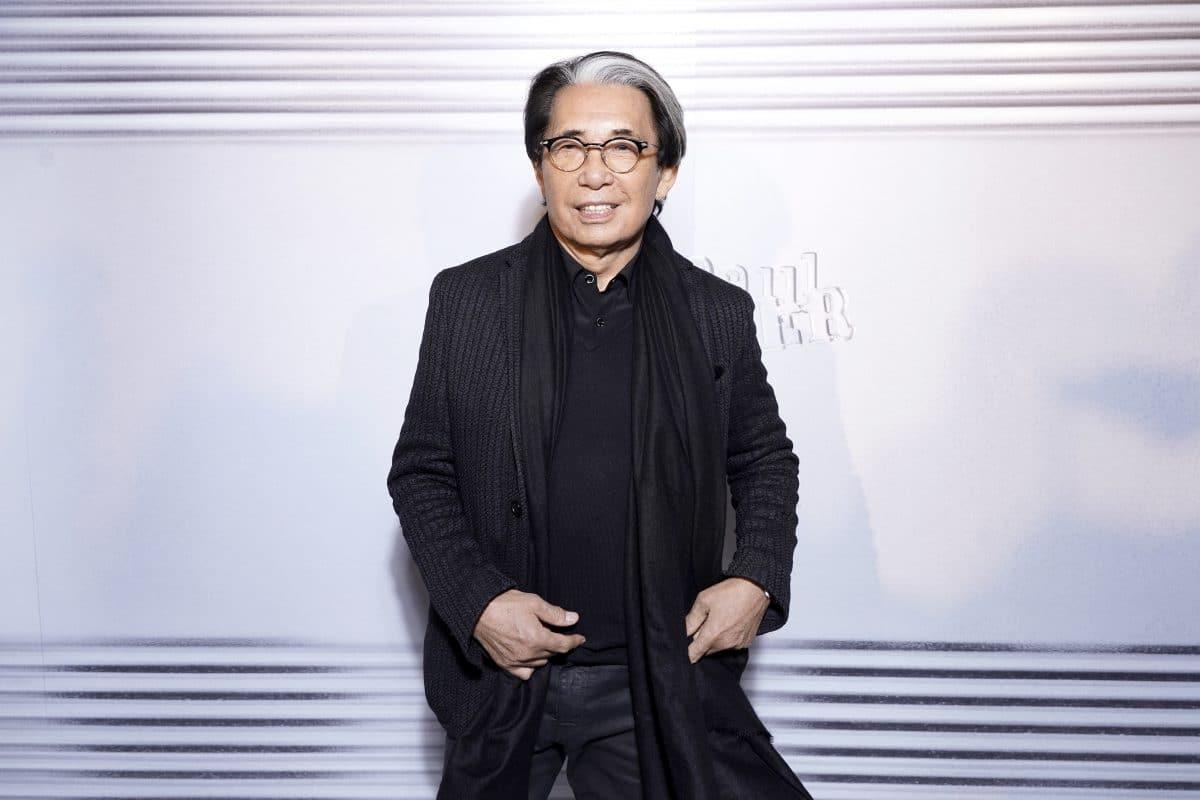 Designer Kenzo Takada an Covid-19 gestorben