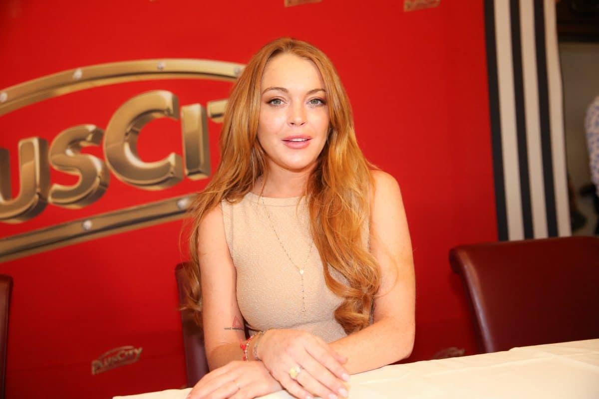 "Lindsay Lohan postet ""Girls Club""-Reunion auf Instagram"