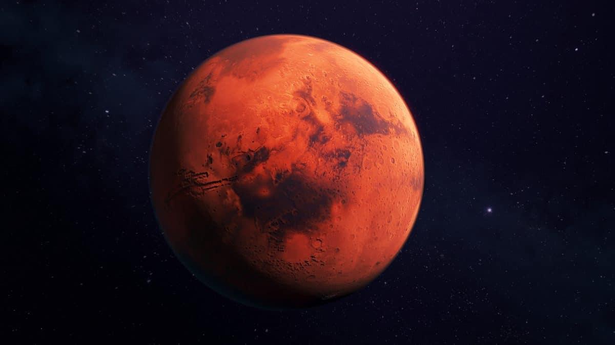 Der Mars ist jetzt besonders gut sichtbar: So können wir den roten Planeten beobachten