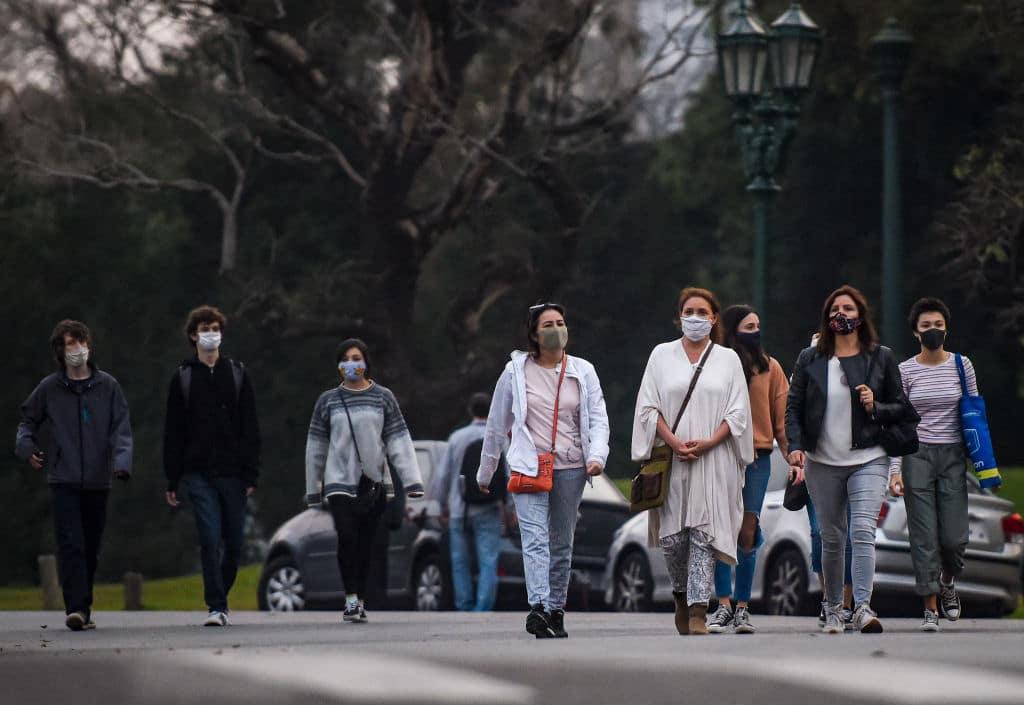 Mehr als eine Million Infizierte in Argentinien