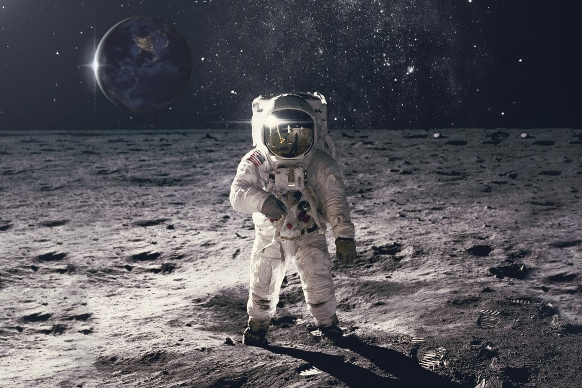 Die NASA schickt 2024 endlich eine Frau zum Mond